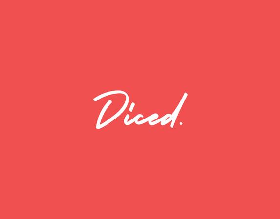 Diced brand design | Branbook