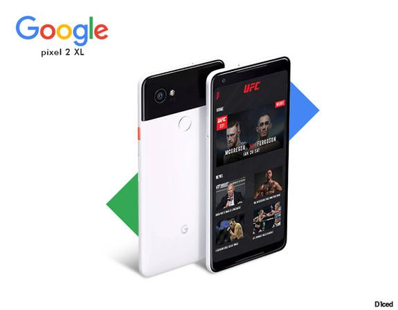 Google Pixel 2 XL   Product Promotion