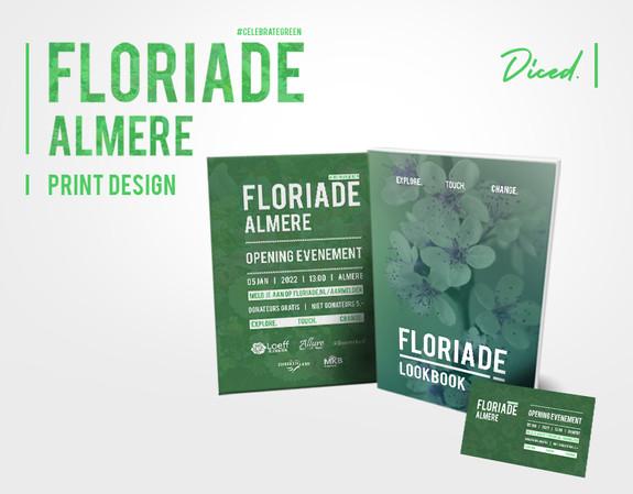 Floriade Almere | Brand design