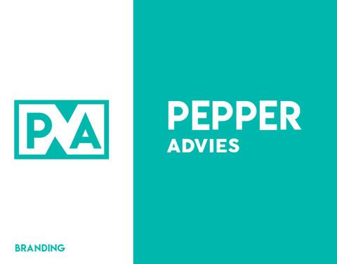 Pepper Advies | Brand Design
