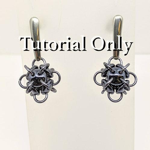 PDF - MineSweeper Earrings