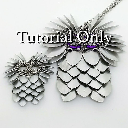 PDF - Tiny or Small Scale Owl