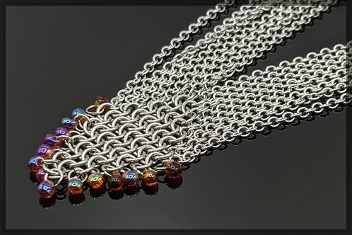 Woven Wonder Chain Necklace