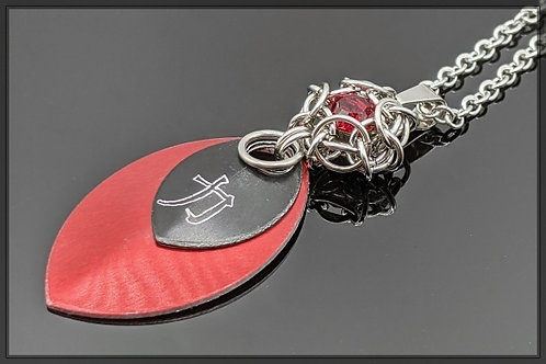 Red Lucky Pendant