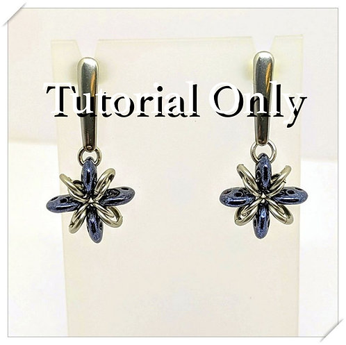 PDF - Star Bright Earrings