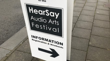 HearSay 2017 (warning: I ramble on a bit in this)