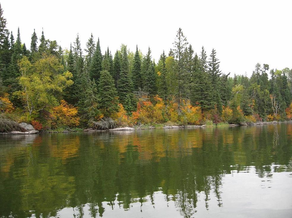 Fishing and Hunting Cedar Lake Camp Ontario Canada