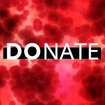 Donate blood template