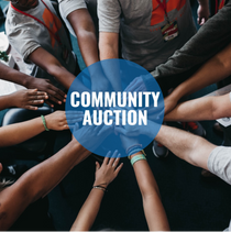 Community auction template