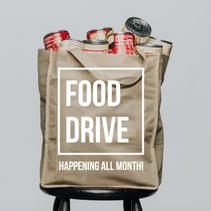 Food drive tempalte