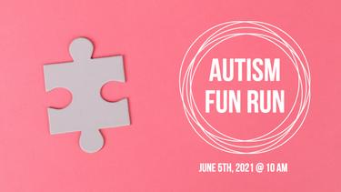 Autism fun run template