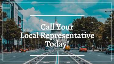 Call your representative template
