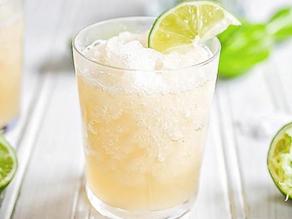 Low-Calorie Kombucha Margarita