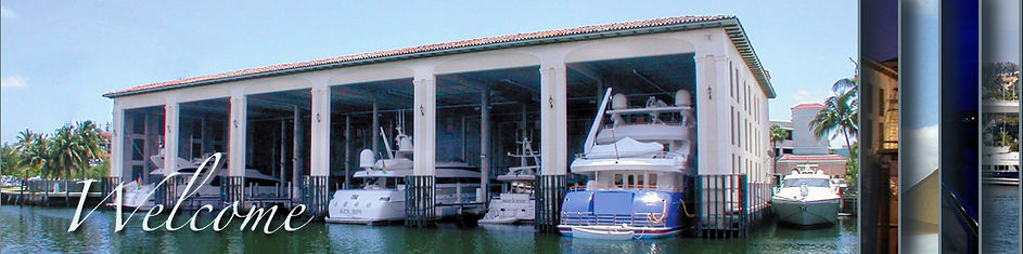 Welcome to Boathouse Yacht Marina, a covered megs yacht facility to better suit your needs