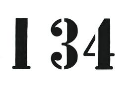 Число 134