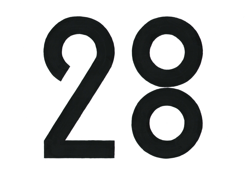 Number 200