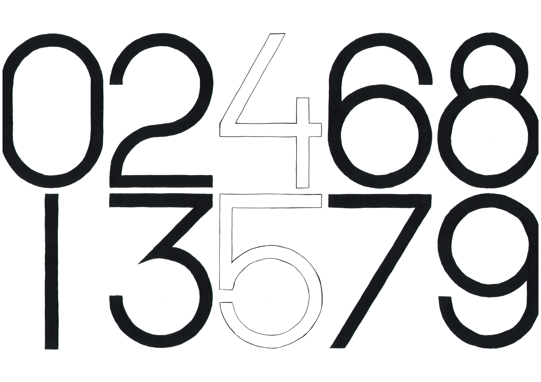 Число 45