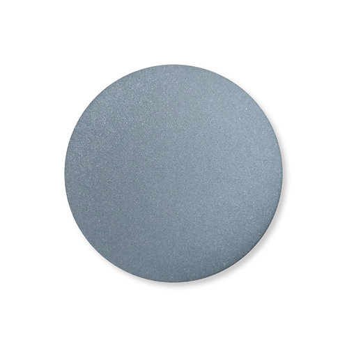 Placka 44mm šedá