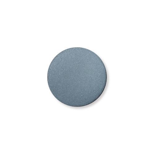 Placka 25mm šedá