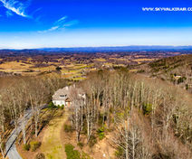 Asheville Real Estate Aerial Photo