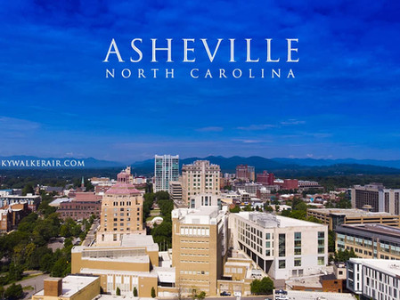 Why Drone Photography Sells Asheville Real Estate: