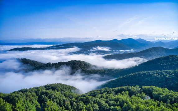 Asheville Drone Photography