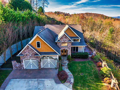 155 Hounds Chase Drive - Asheville Drone