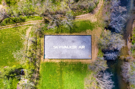 Asheville Aerial Real Estate Photography