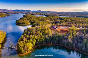 Lake James State Park Visitor Center - From North West 5 - Skywalker Air .jpg