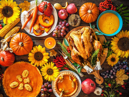 Thanksgiving in the Age of Coronavirus
