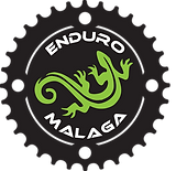 Enduro Malaga Logo, Downhill Malaga Spain biking cycling riding