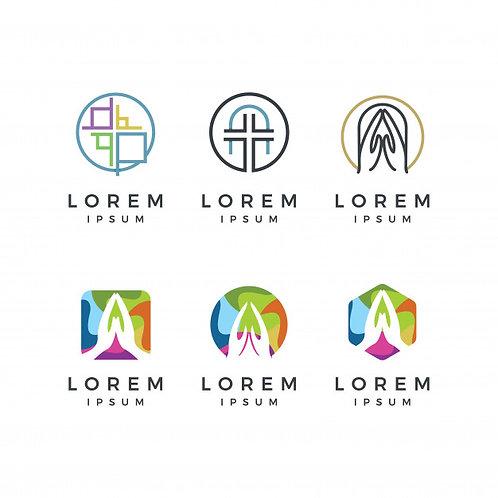 Set Logo Church