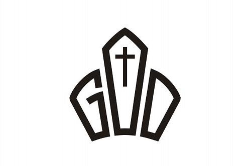 Logo God Jesus