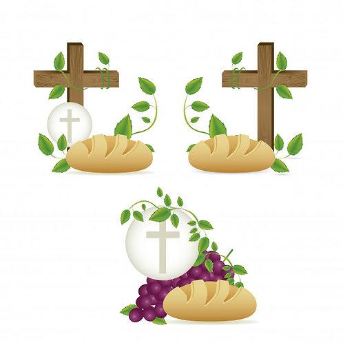 Set Logo Thánh Thể