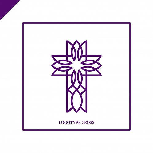 Church logo christian symbols jesus