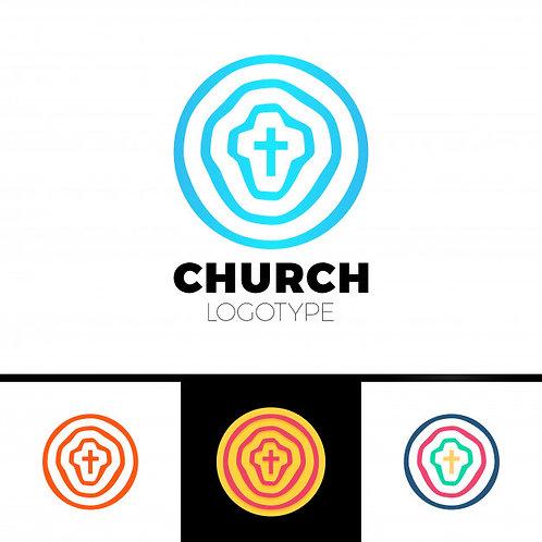 Set 4 Logo Thánh Giá