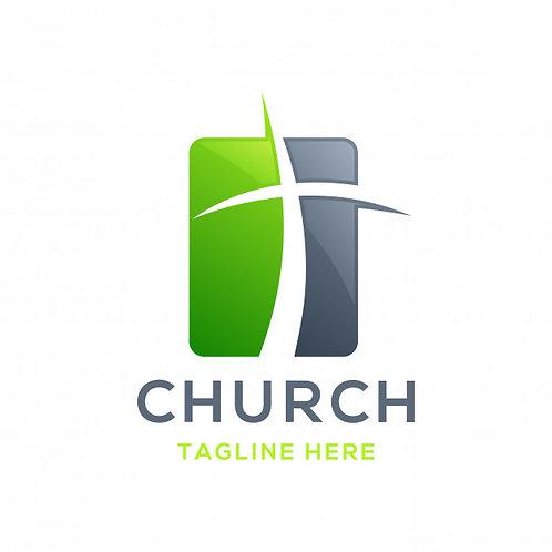 Logo Chruch Green