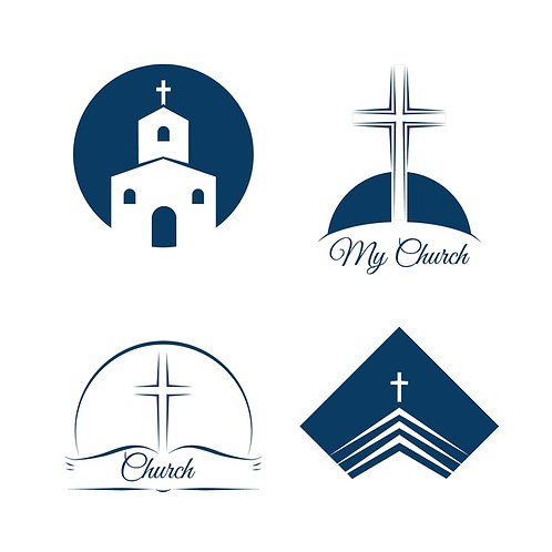 Set 4 Church Logo