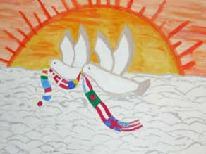 Congratulations to the 2019 Peace Poster Contest Winners!