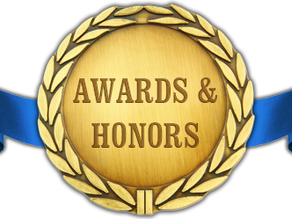 District 41 2019-2020  Awards & Honors