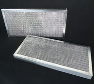 aluminium stainless steel filter