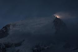 Mont Blanc du Tacul, 1/1/19