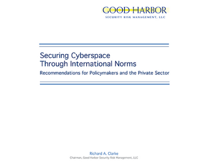 Securing Cyberspace Through International Norms