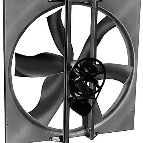 DCA Aluminum slant wall fan