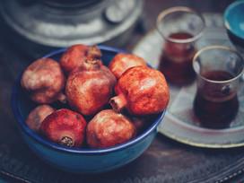 Recipe: Pomegranate Vinaigrette