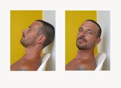 """Man In Yellow"" /2015"