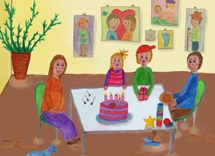 Leonas 5. Geburtstag