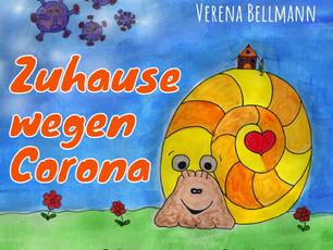 """Erlebnisbuch """"Zuhause wegen Corona"""""""