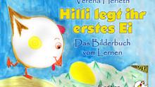 Hilli legt ihr erstes Ei