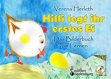 hilli-legt-ihr-erstes-ei_u1 Cover vorne.